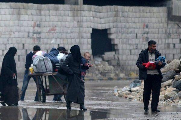 حدود ۳۰۰ هزار آواره سوری در ترکیه به کشورشان بازگشتند