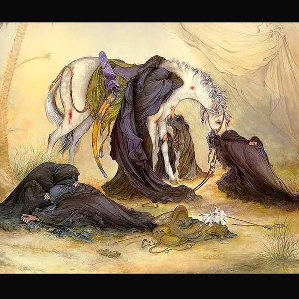 بزرگترین درد امام حسین(ع) در صفحه پرویز پرستویی
