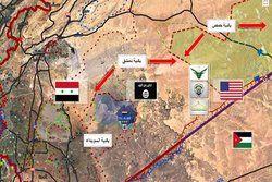 آزادسازی ۲۰۰۰ کیلومتر مربع از لوث داعش