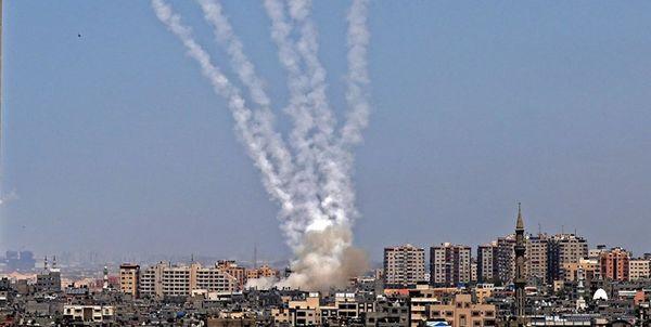 آژیرهای خطر در شهرکهای صهیونیستنشین شمال نوار غزه