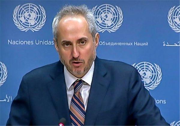 سازمان ملل متحد بر لزوم ایمنی خطوط هوایی غیرنظامی تاکید کرد