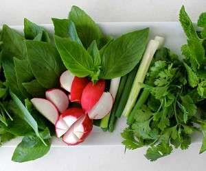 روش غلط تمیز کردن سبزیجات