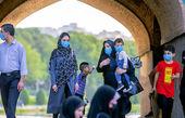 شیب تند ابتلای به کرونا در اصفهان