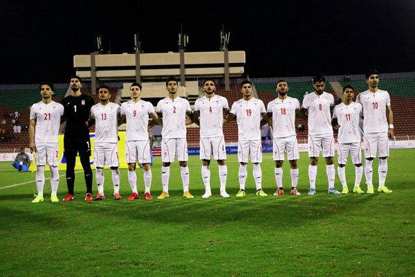 اسامی ۲۰ بازیکن تیم فوتبال امید برای سفر به اردن مشخص شد