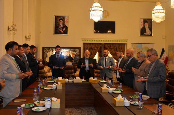 دوستی ایران با عراق محدود به شیعیان نیست