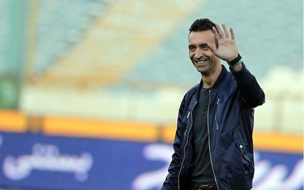 عنایتی: از مدیران تیم ممنونم که به بازیکن قدیمی این باشگاه اعتماد کردند