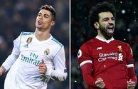 رونالدو:نه محمد صلاح و نه هیچ بازیکن دیگری شبیه من نیست