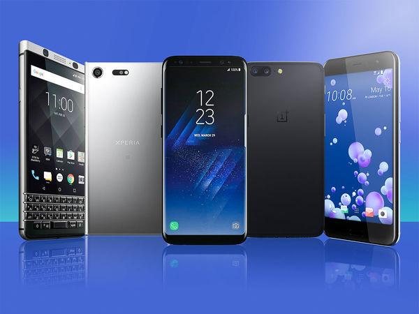 پرفروش ترین گوشی های هوشمند تاریخ