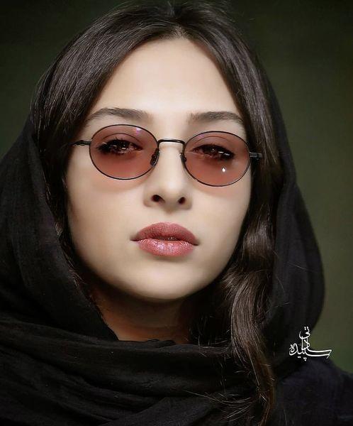 عینک فشن آناهیتا درگاهی + عکس