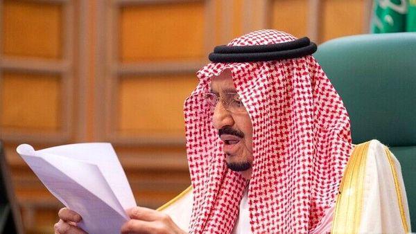 پادشاه سعودی نشست کابینه را از بیمارستان اداره کرد