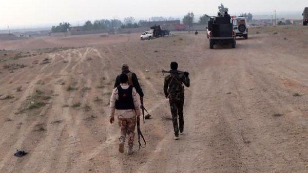 انفجار تروریستی در شمال استان بابل در عراق