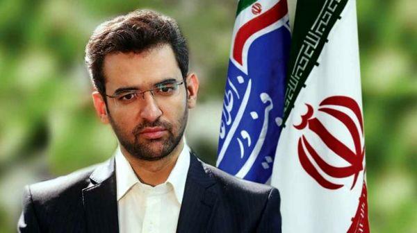 دیدار آذری جهرمی با وزرای ارتباطات 3 کشور در اجلاس دبی