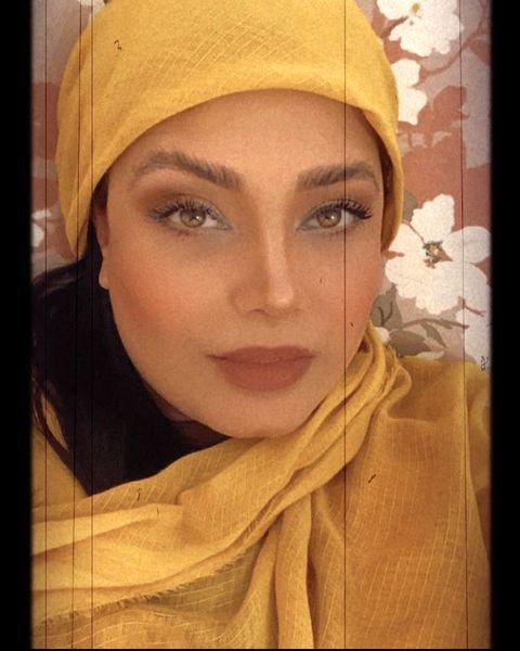 ظاهر جدید صبا راد پس ار بازگشت به ایران + عکس