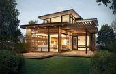 چرا چوب برای ساخت خانه مناسب است؟