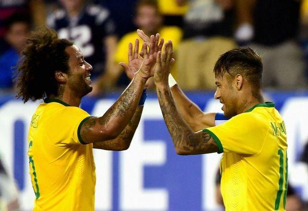 برزیل مقابل آرژانتین در دقیقه 3+90 به پیروزی رسید