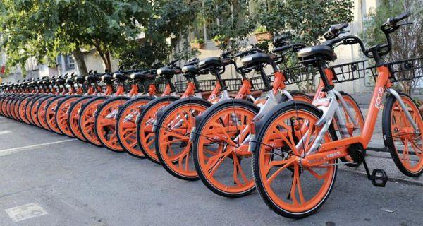 هزینه 160 هزار تومانی برای شارژ اولیه دوچرخههای اشتراکی