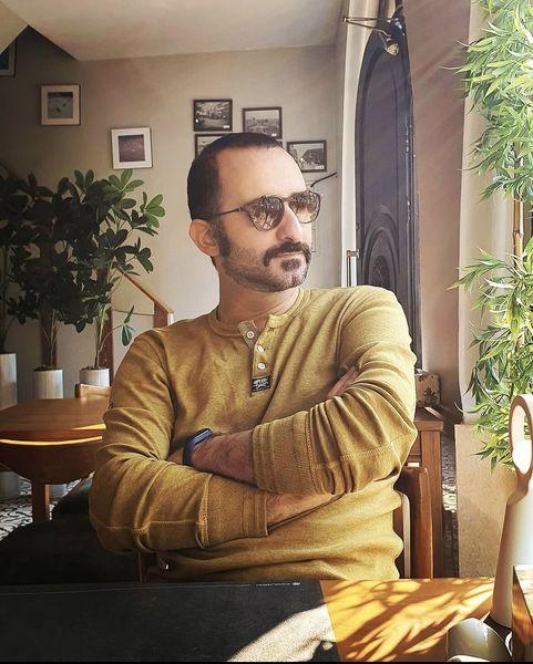 استایل جدید پوریا رحیمی سام + عکس