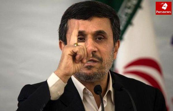۲۹ موضع جنجالی احمدی نژاد در سال ۹۱
