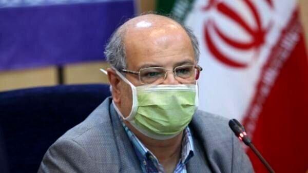 وضعیت کرونا در تهران از زبان زالی
