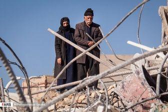 سردرگمی زلزله زدگان توسط دولت و استانداری