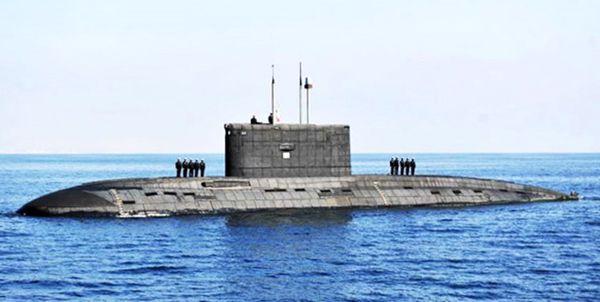 ایران زیردریایی ۳۲۰۰ تُنی میسازد