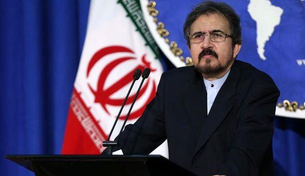 واکنش وزارت امور خارجه به اظهارات خصمانه آمریکا علیه ملت ایران