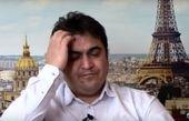 اولین فیلم از اعترافات روح الله زم پس از دستگیری