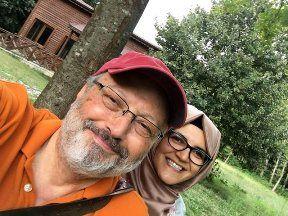 نامزد خاشقجی دست به دامن ترامپ و ملانیا شد
