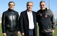 مدیرعامل پرسپولیس ادعای برانکو را رد کرد