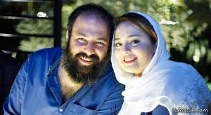 نرگس محمدی و علی موتوری/عکس