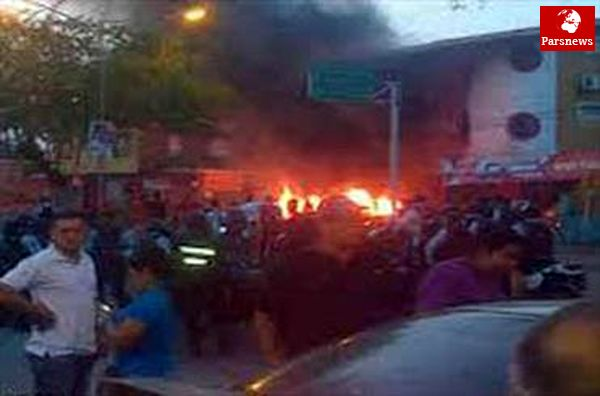 ۴ کشته در آشوب های انتخاباتی ونزوئلا