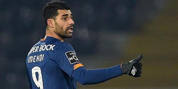ستاره ایرانی تیم فوتبال پورتو زیر ذرهبین انگلیسیها