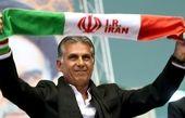 کیروش میخواهد ایران را صدرنشین نگه دارد