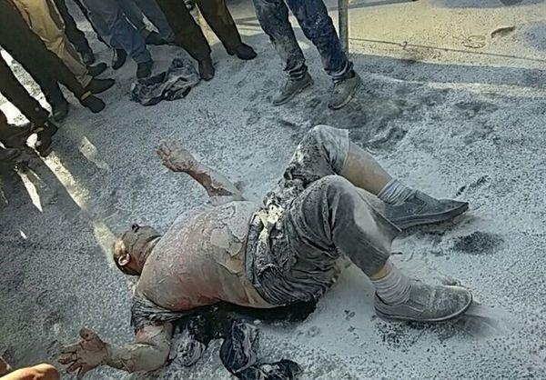 فردی که مقابل شهرداری تهران خودسوزی کرد، جان باخت