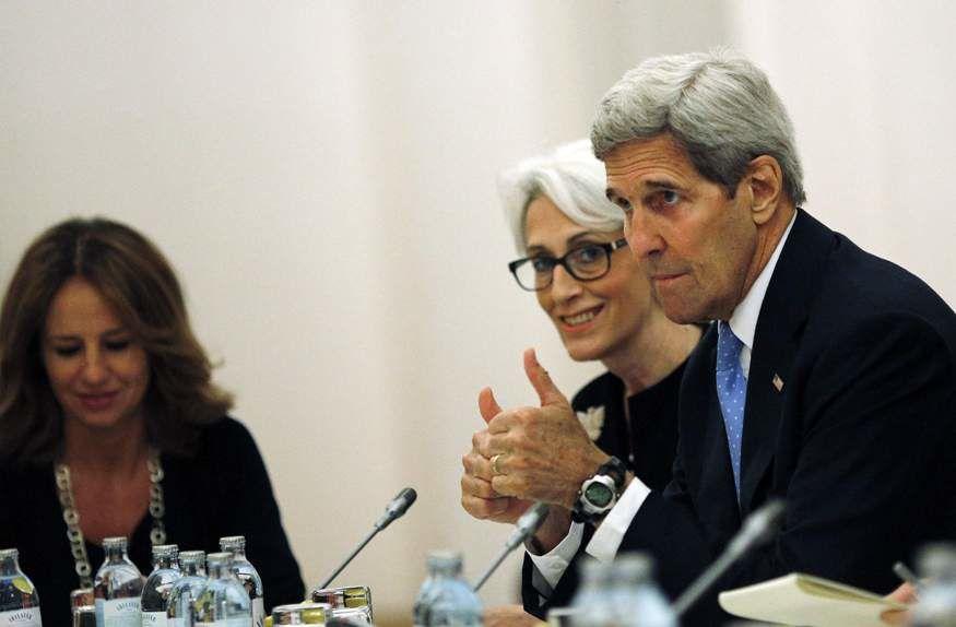 وندی شرمن مذاکرات هسته ای (5)
