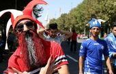 کریخوانی فوتبالی با اسلحه شکاری در اردبیل کشته داد