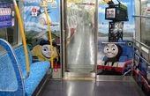 طراحی جالب واگن مخصوص کودکان در مترو+ عکس