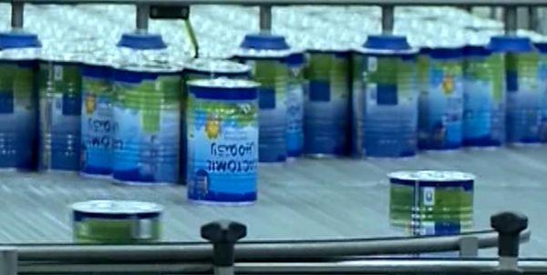 توزیع نوبت دوم شیرخشک در شیرخوارگاهها