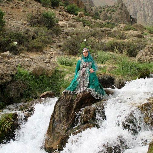افسانه بایگان ملکه آب ها+عکس