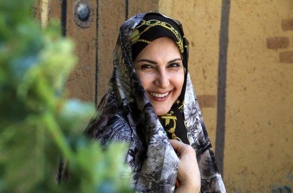 چادری شدن فاطمه گودرزی + عکس