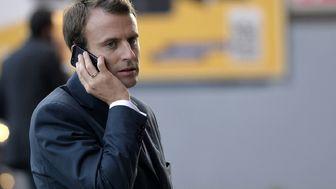 پشت پرده تماس تلفنی ماکرون با رئیس مجلس لبنان