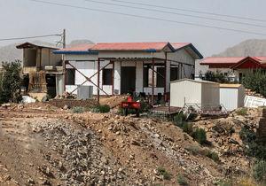 اتمام بازسازی واحدهای مسکونی روستایی زلزلهزده کرمانشاه تا پایان امسال