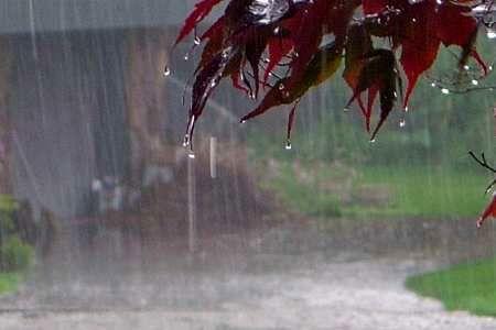 بارش باران همچنان بر آسمان ایلام حاکم است
