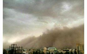 شب توفانی سیستان و بلوچستان