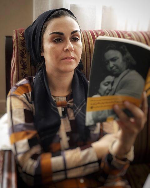 حس دوگانه شیوا ابراهیمی به بازیگری