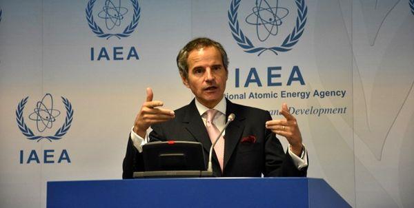 گروسی: ایران حق حاکمیتی برای توسعه برنامه هستهای دارد
