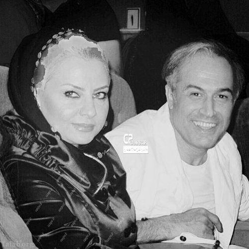 عکس دونفره دانیال حکیمی و همسر خوشتیپش