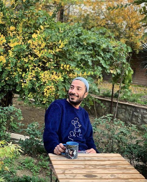 لباس میکی موسی نوید محمدزاده + عکس