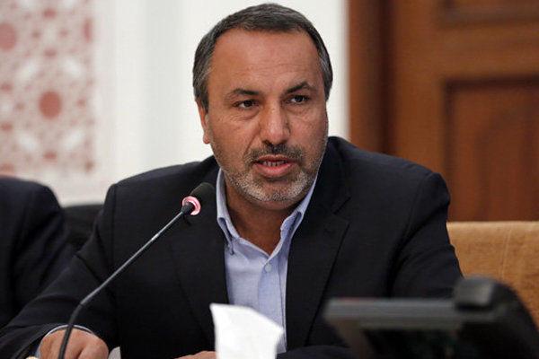جلسه کمیسیون عمران مجلس باظریف