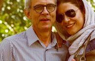 همسر سابق رامبد جوان و پدر زنش+عکس